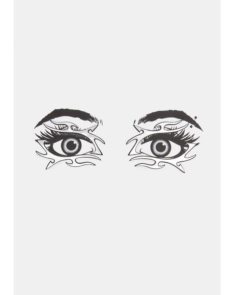 Chromantic Eye Lace