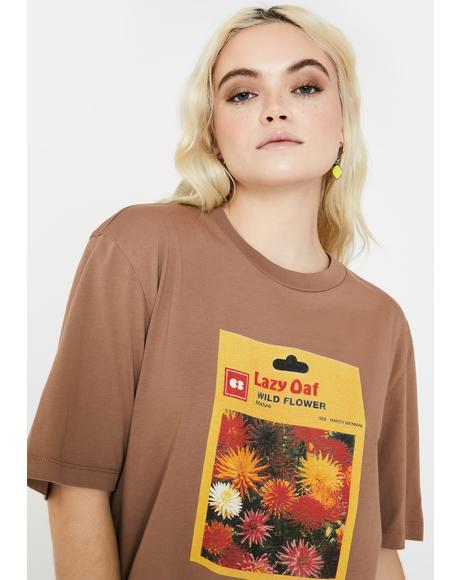 Seed Packet Graphic Tee