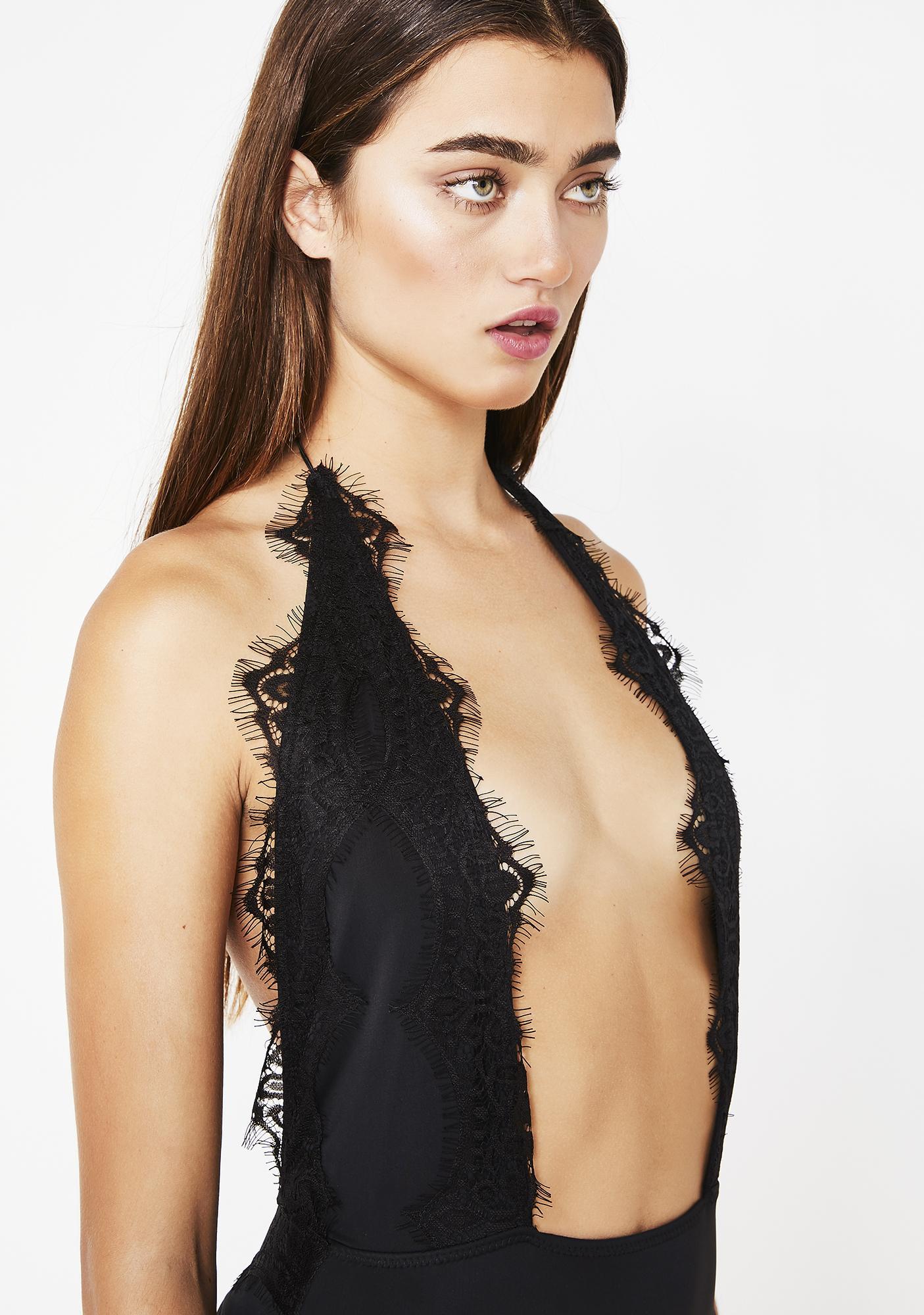 Kiki Riki Wild West Woadie Lace Bodysuit