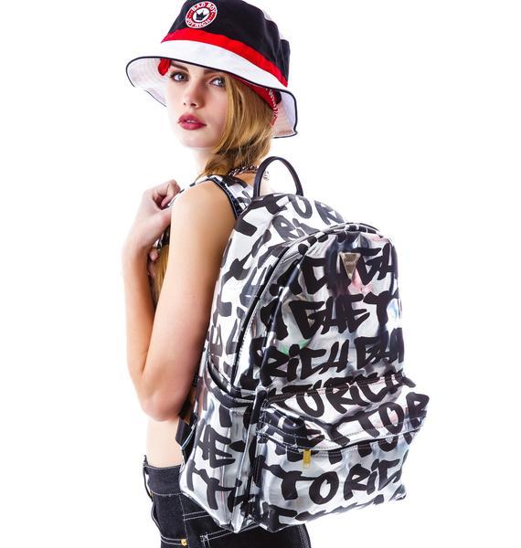 Joyrich Ghetto Graffiti Backpack