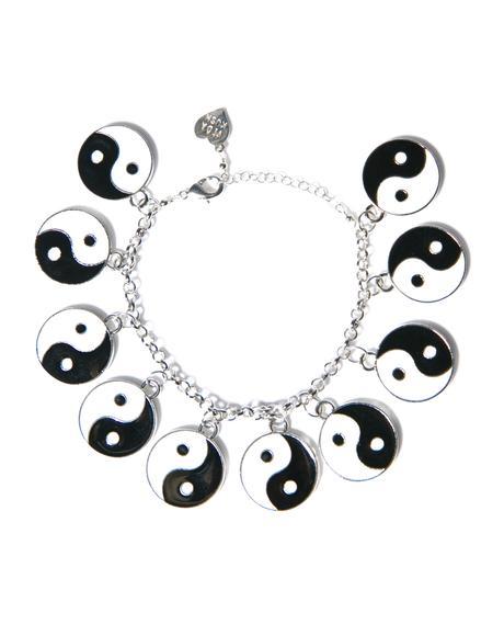 Tao Charm Bracelet