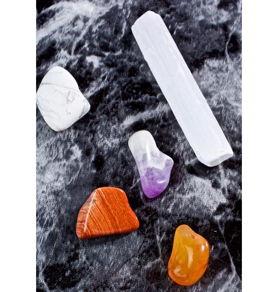 Soul Makes Sweet Dreams Healing Crystals Set