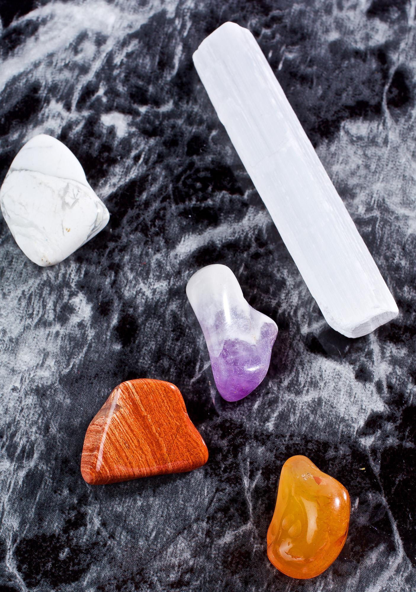 Soul Makes Sweet Dreams Healing Crystals Set