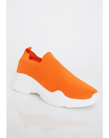 Juiced Trending Topic Sock Sneakers