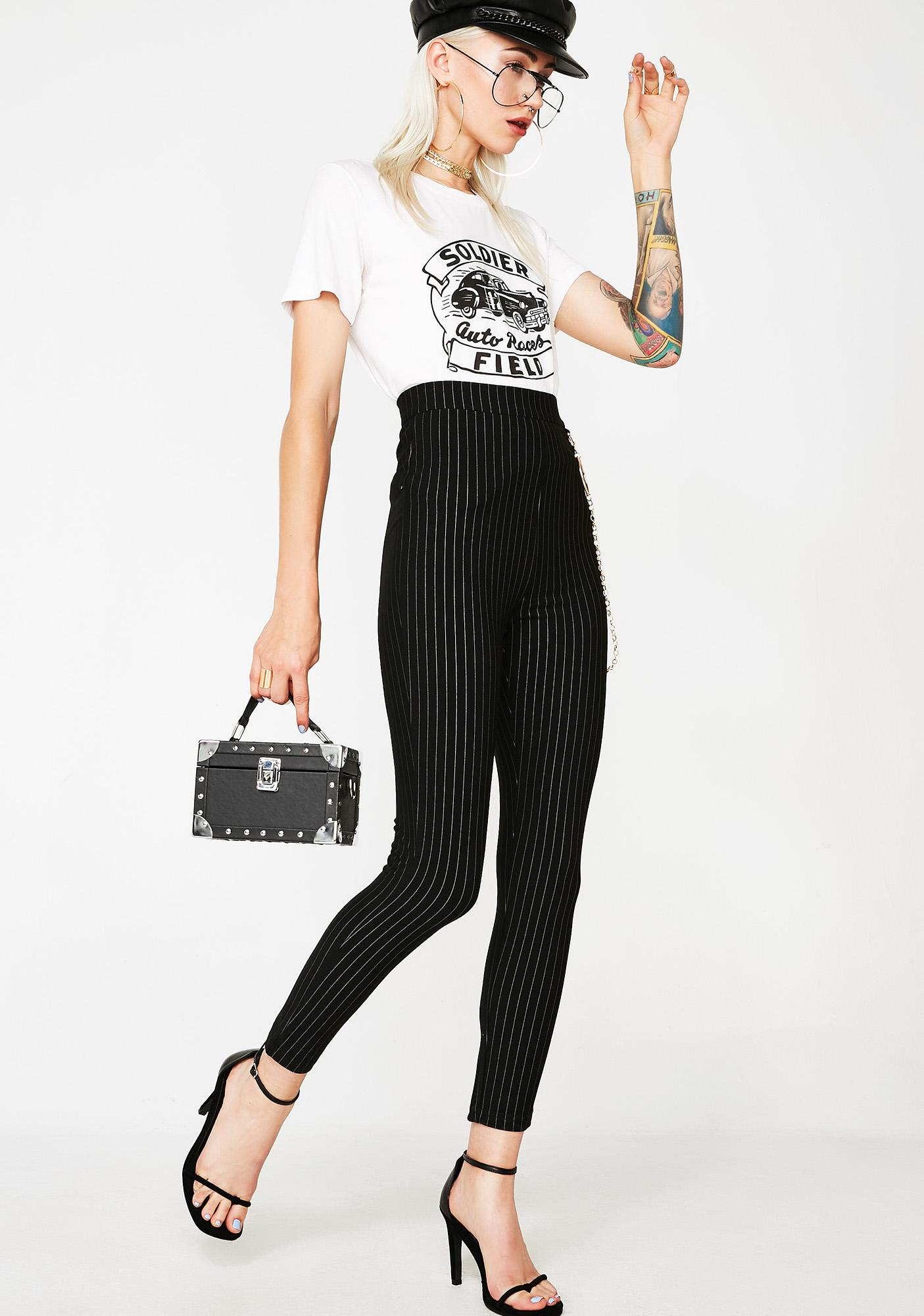 Teenage Dirtbag Pinstripe Pants