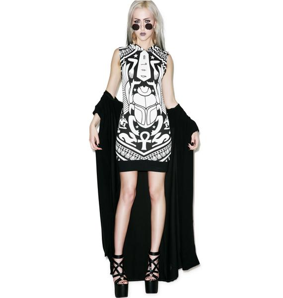 Killstar Scarab Dress