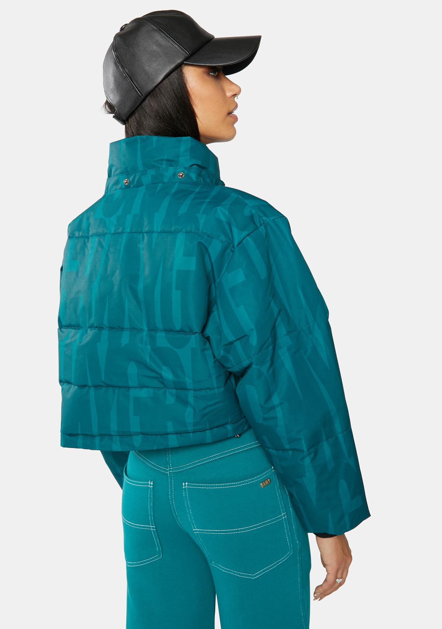 GRIMEY Nite Marauder Puffy Jacket