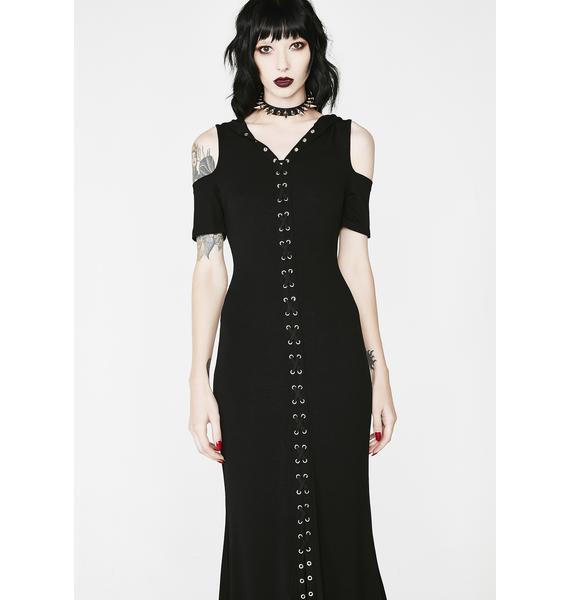 Killstar Blazing Maxi Dress