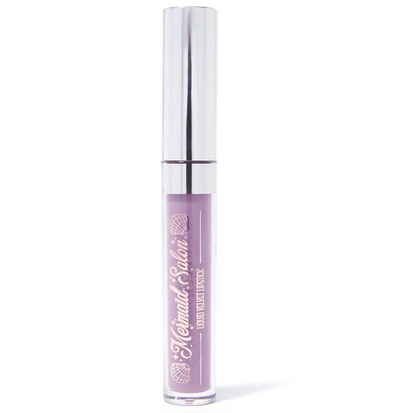 Mermaid Salon Barber Doll Liquid Lipstick