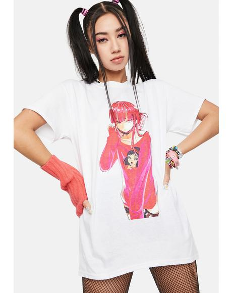 Becky Wake Up Graphic Tee