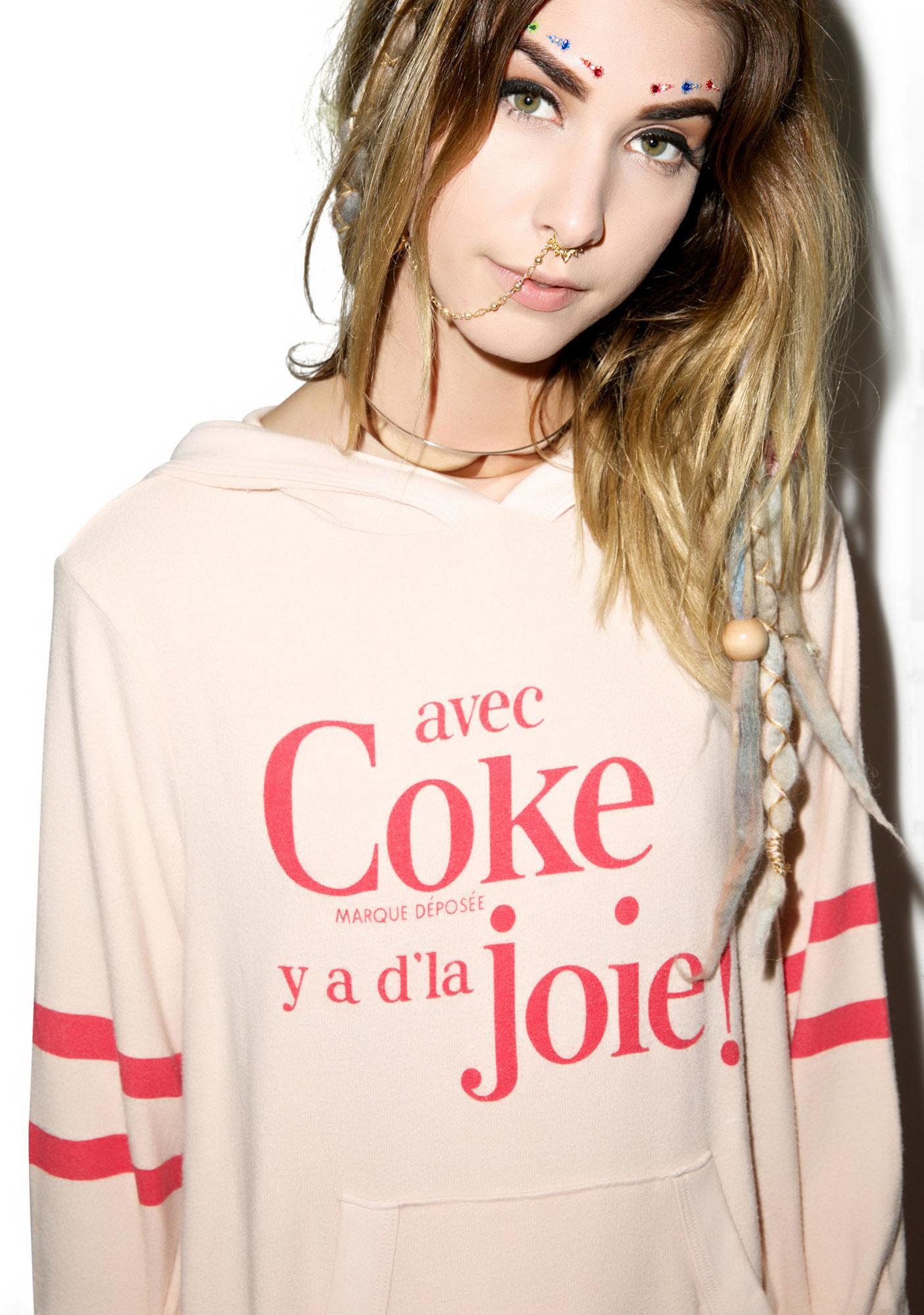Wildfox Couture Coke Joie Malibu Pullover