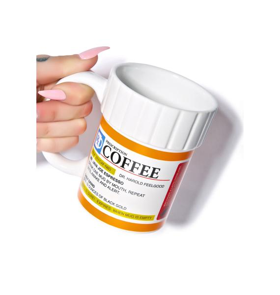 Only Medication I Need Bottle Mug