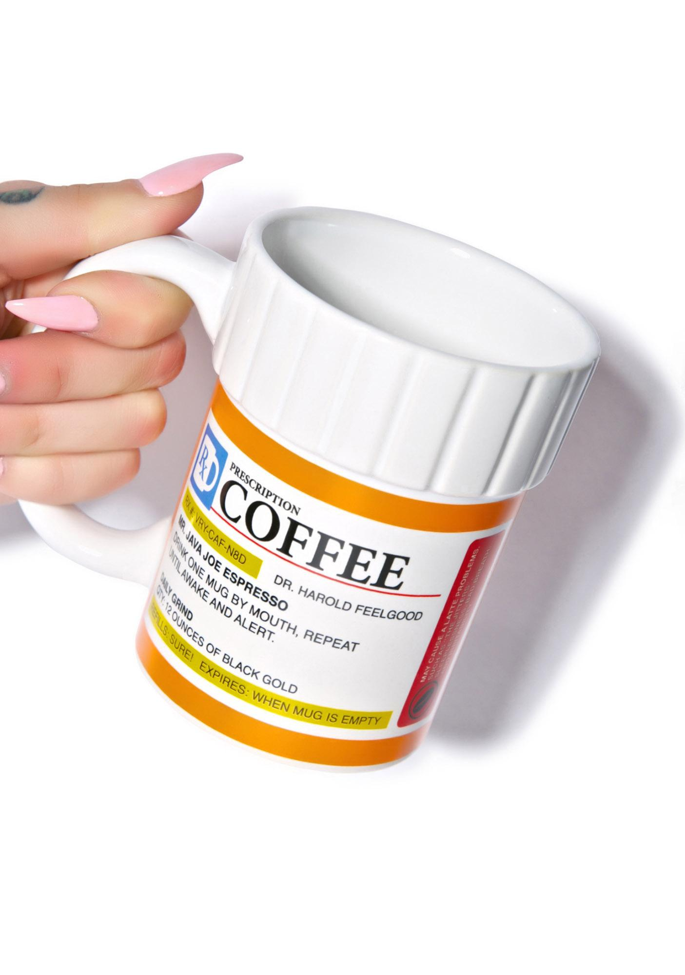 Only Medication I Need Bottle Mug