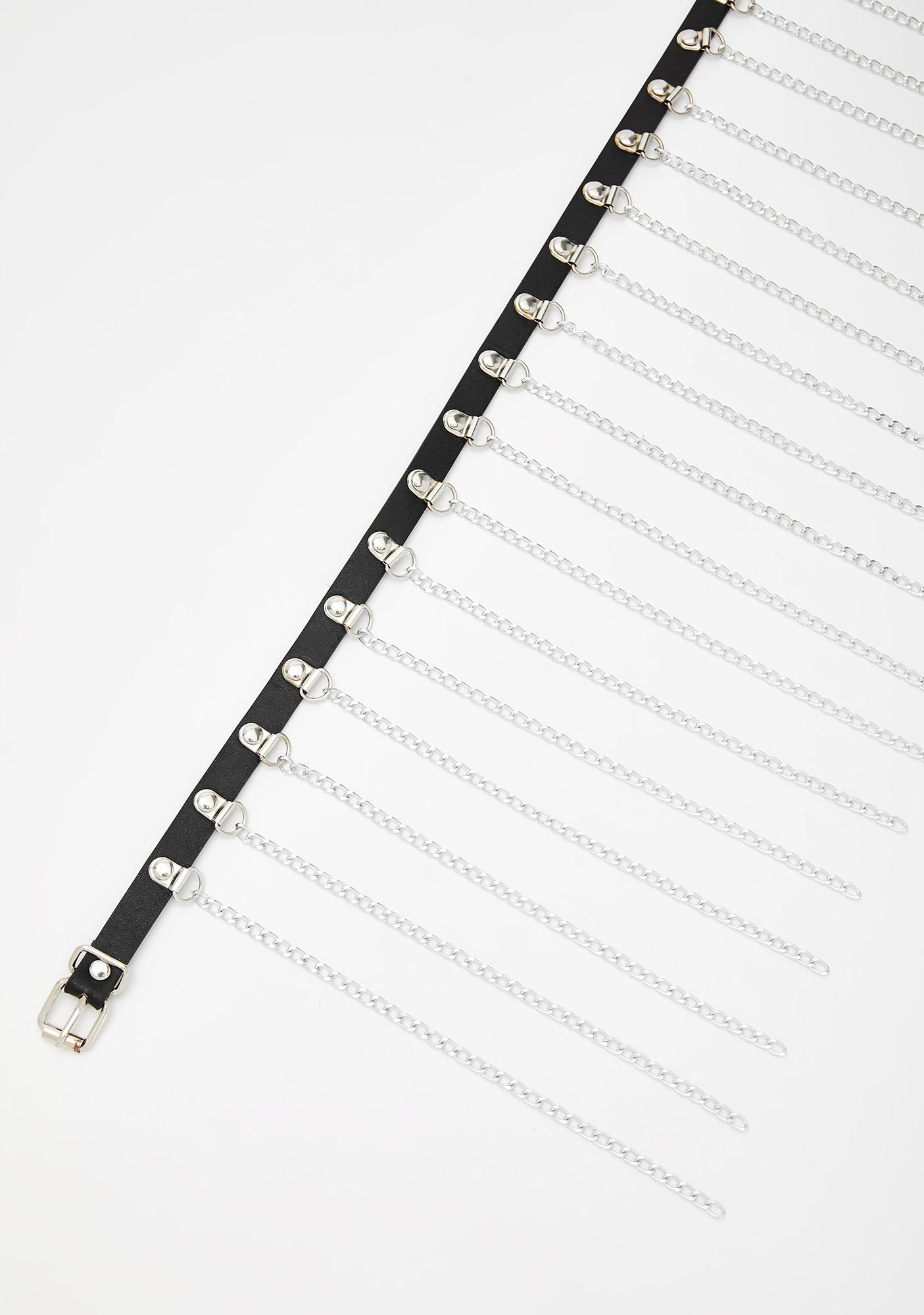 Reigning Intuition Chain Belt