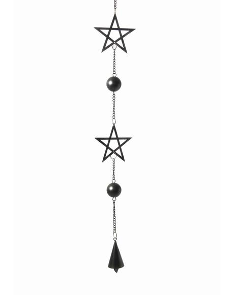 Pentagram Hanging Decoration