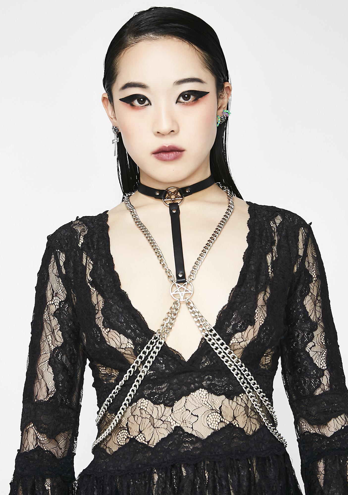 Killstar Kasha Chain Harness