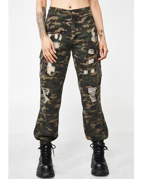 Lead Cadet Cargo Pants