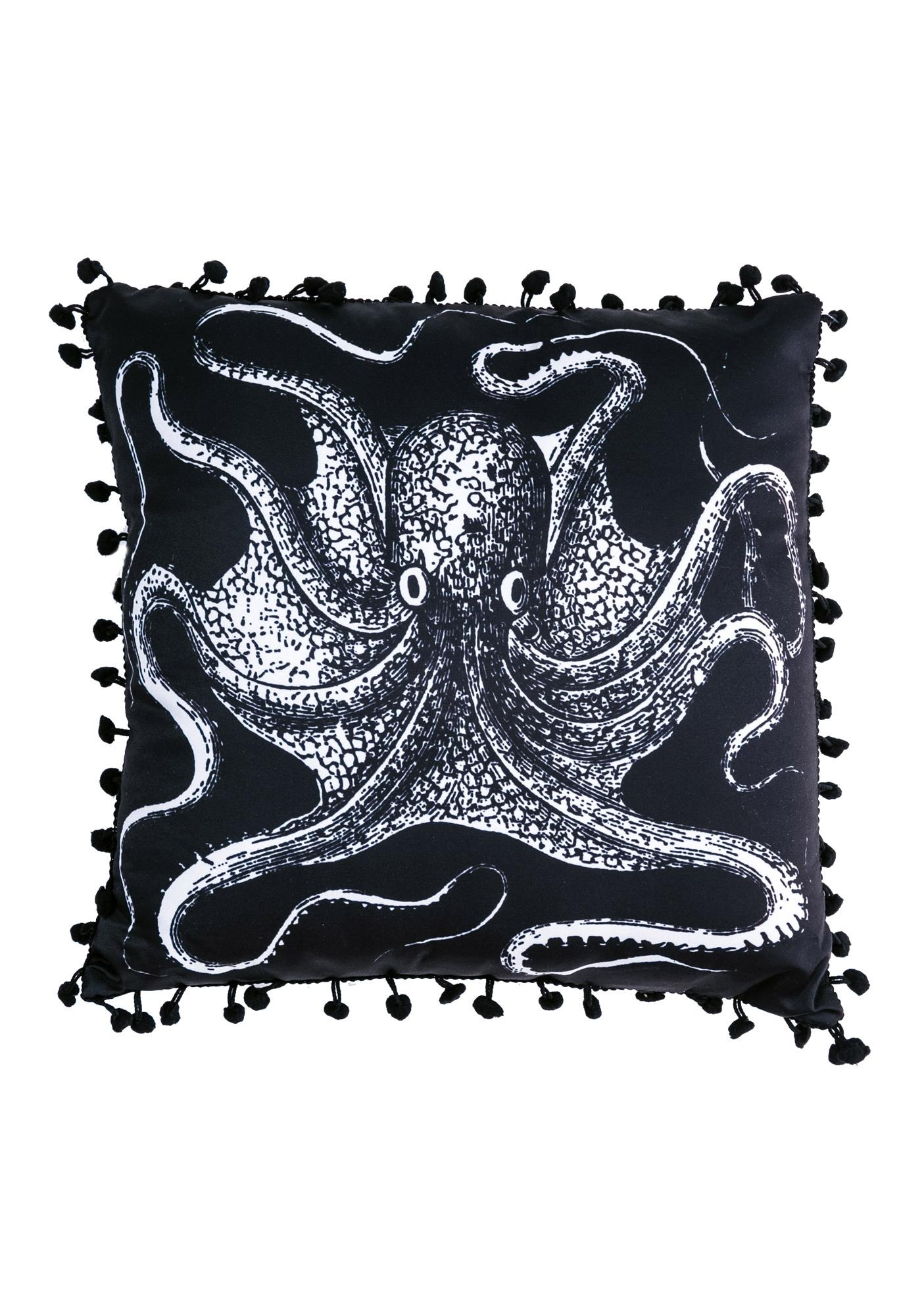 Sourpuss Clothing Nautical Dream Pillow