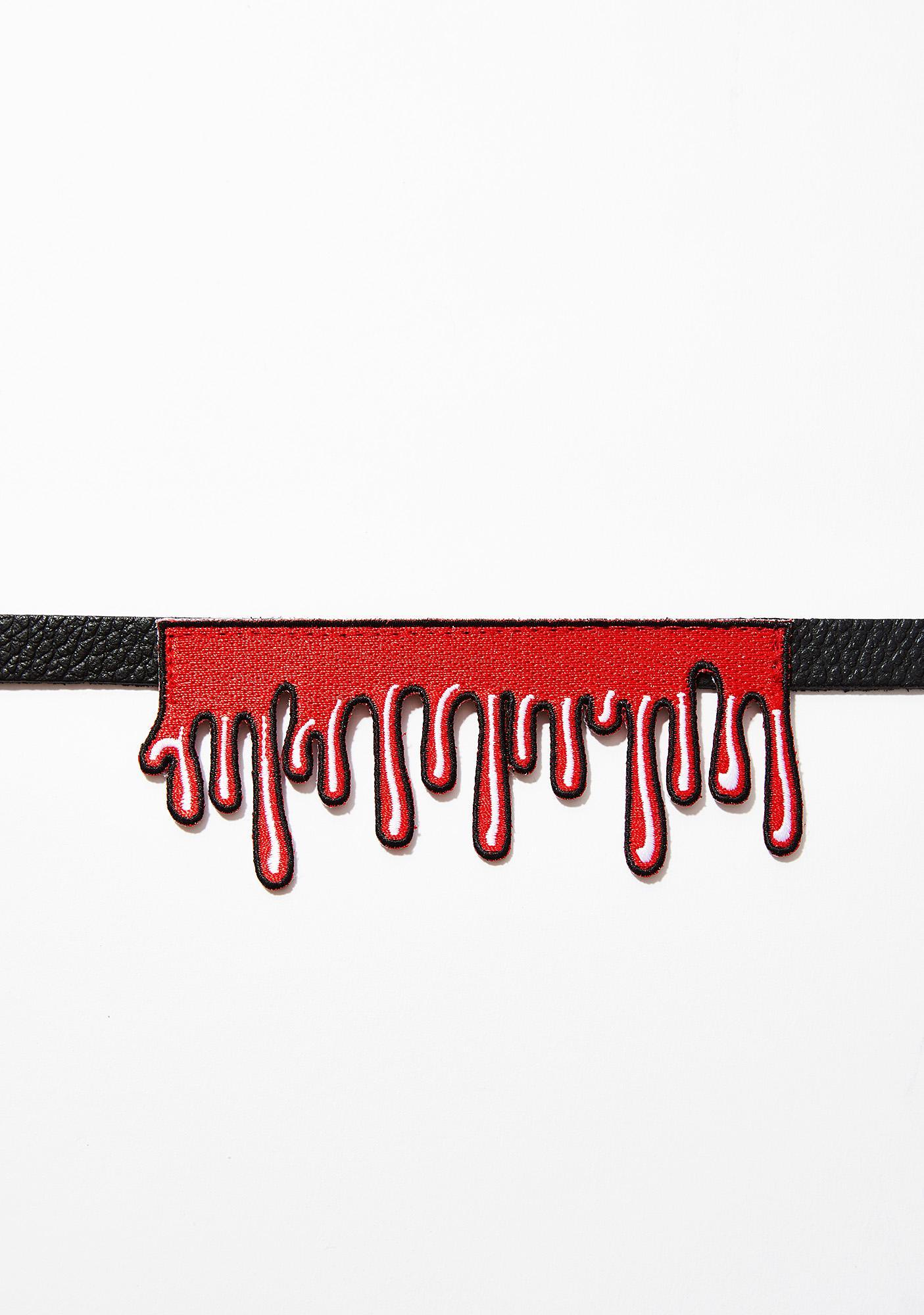 Drip Drop Choker