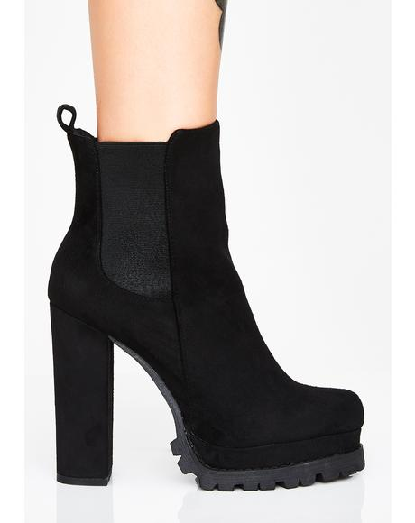 Monclair Movement Ankle Boots