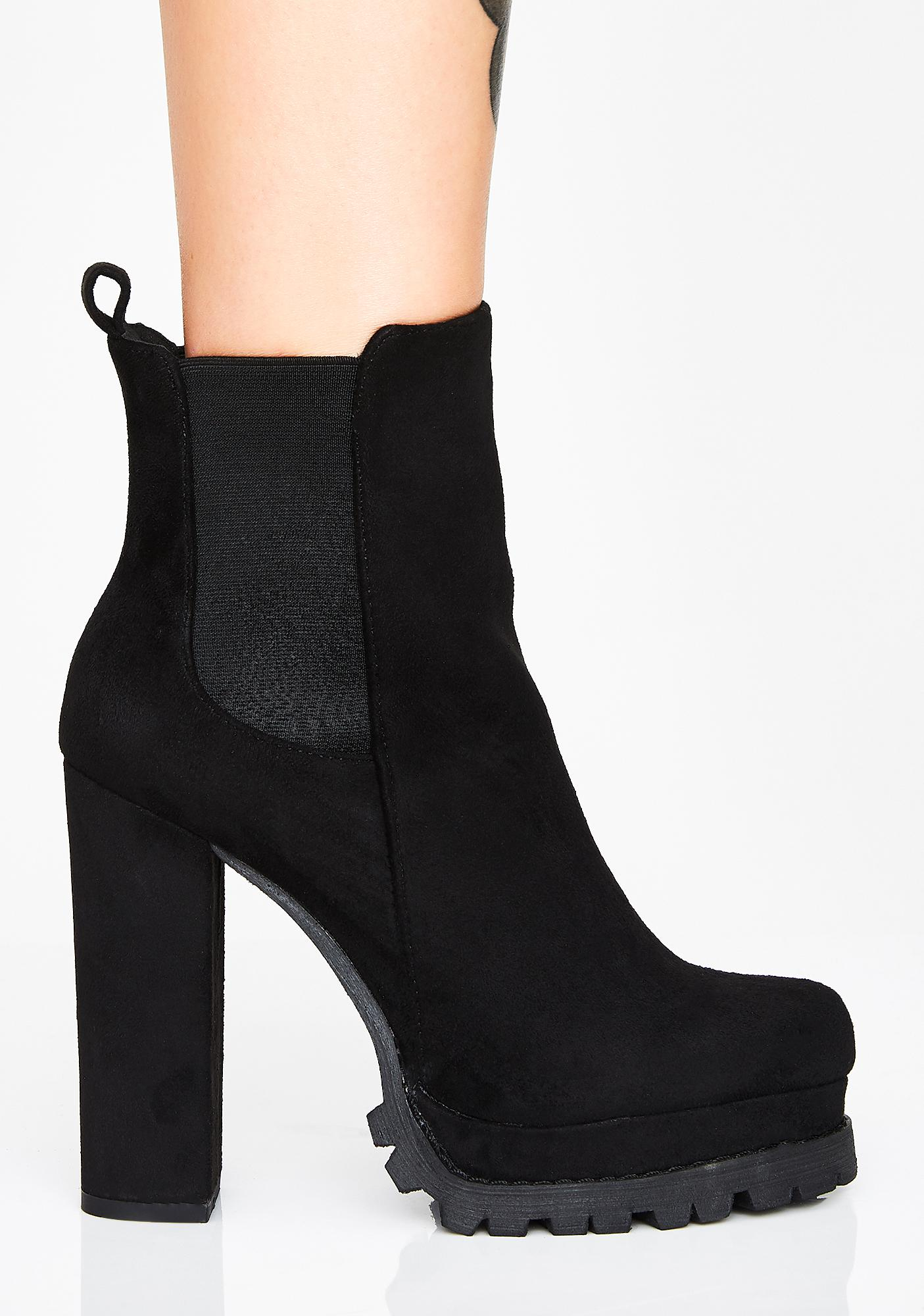 Monclair Movement Ankle Boots
