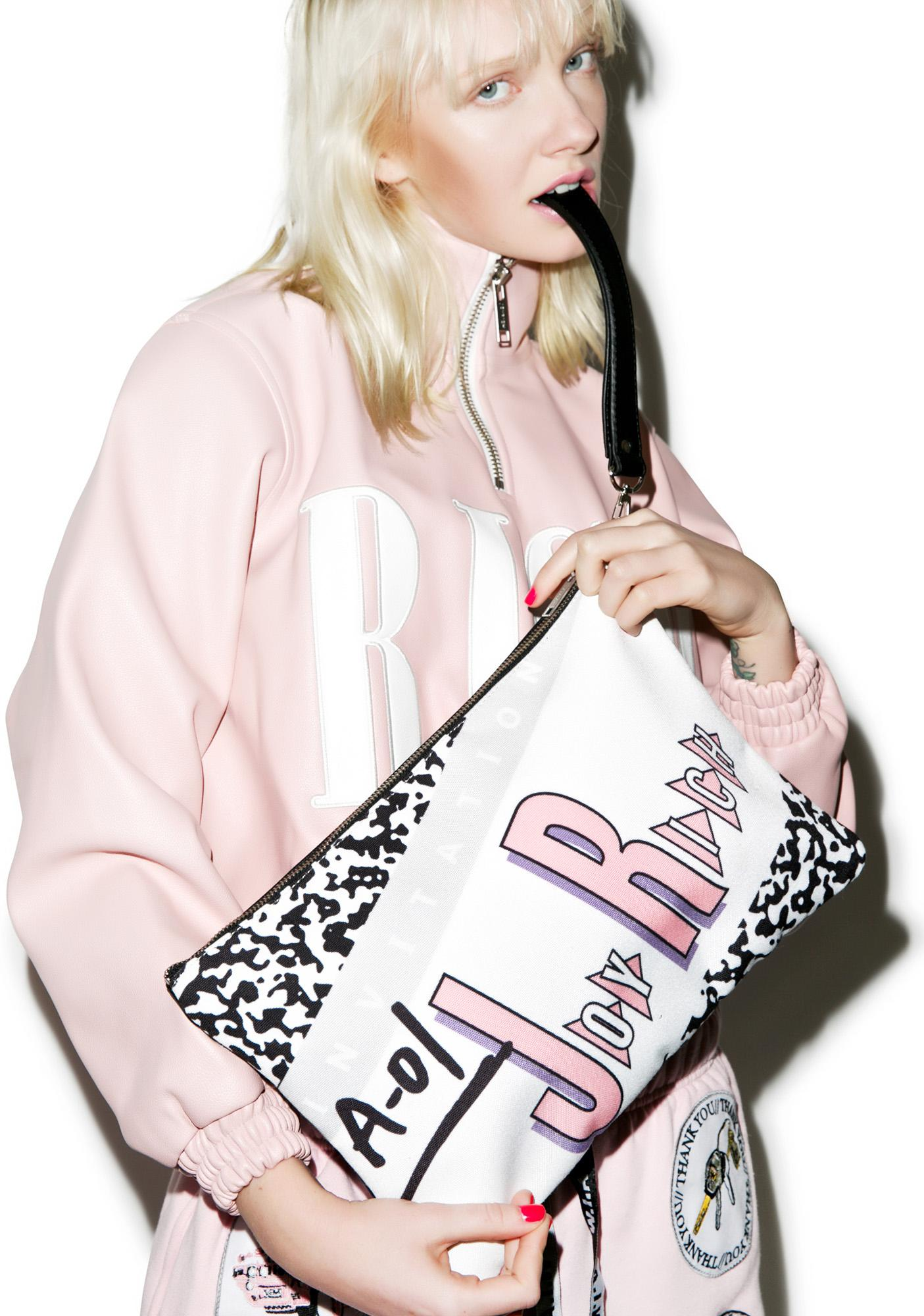 Joyrich Invitation Clutch