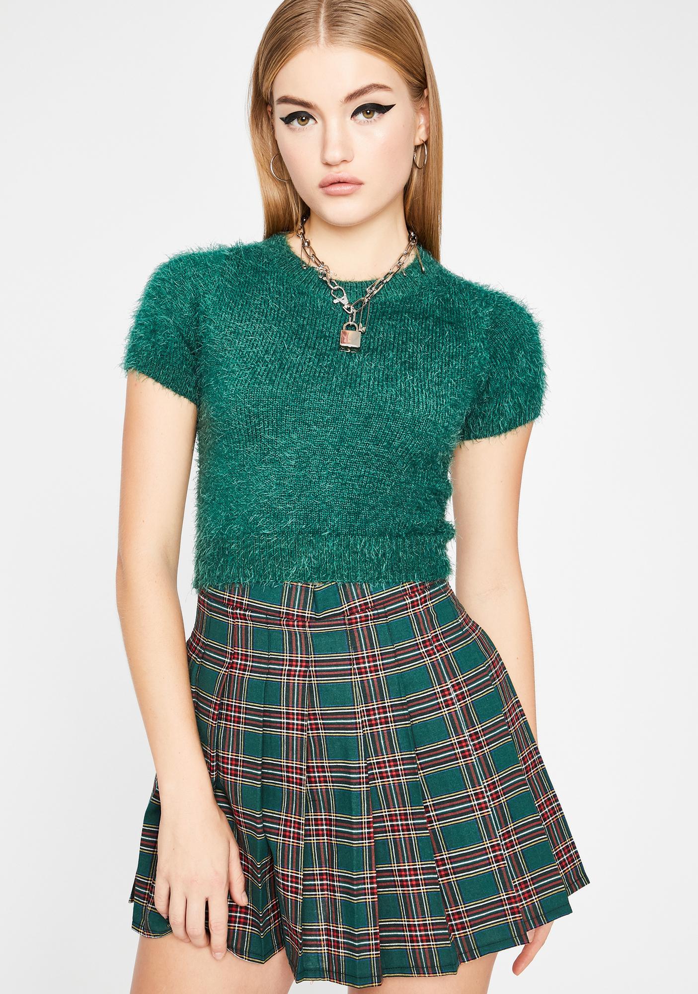 Envy Miss Popular Pleated Skirt