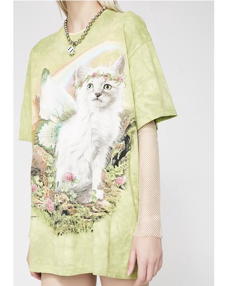 Magical Kitty Tee