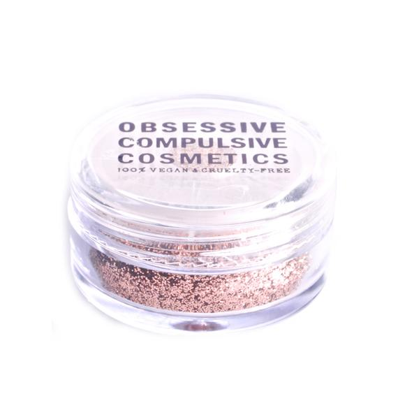 Obsessive Compulsive Cosmetics Beige Cosmetic Glitter