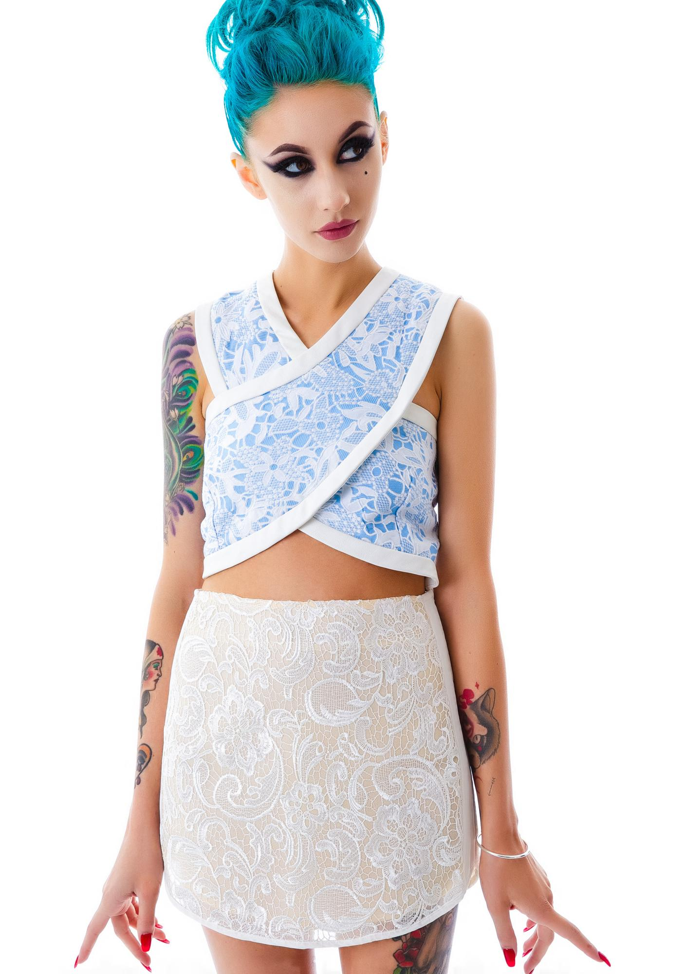 Lacey Daze Skirt