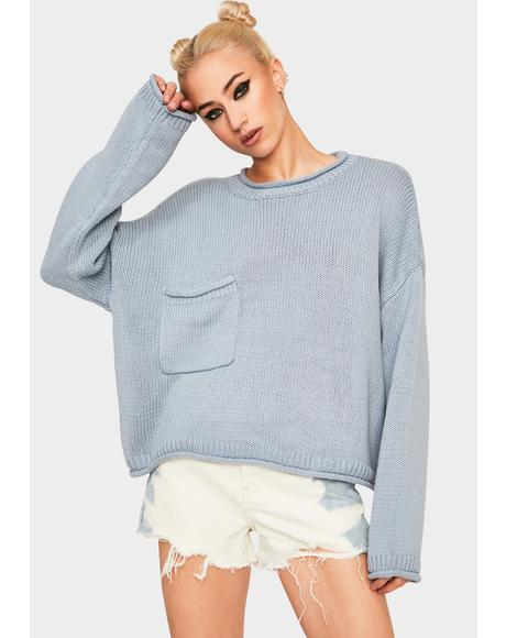 Utility Knit Sweater