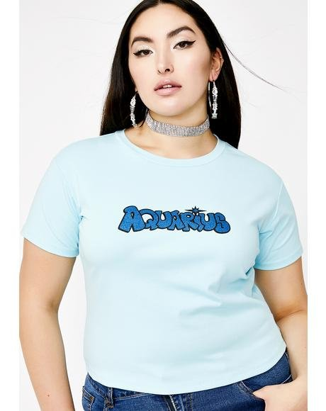 True Airy Aquarius Tee