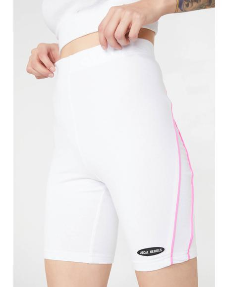 Pure LH Cycle Shorts
