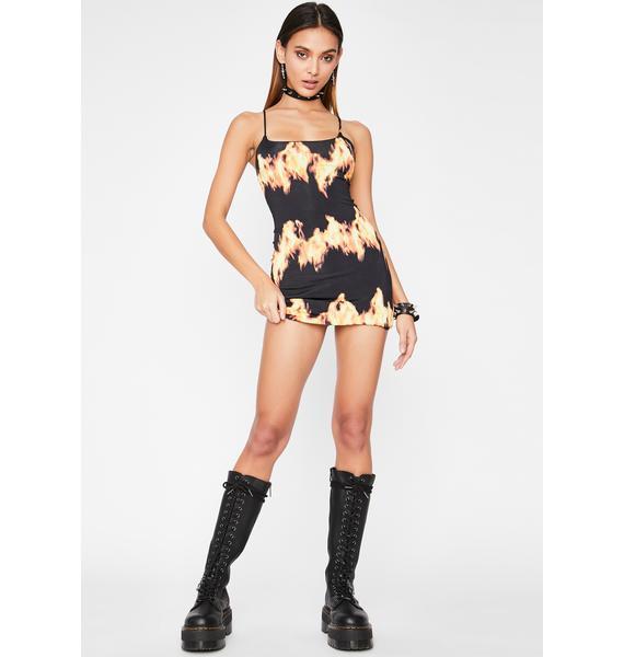 Hot Like Me Cami Dress