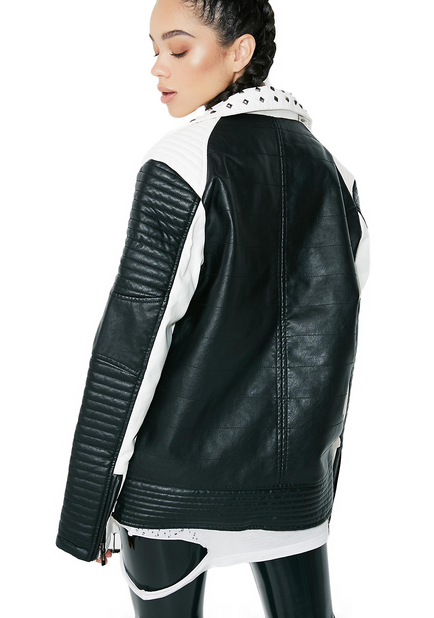 Reason Eight Ball Moto Jacket