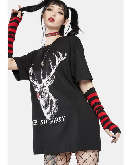 Me So Horny Graphic Tee