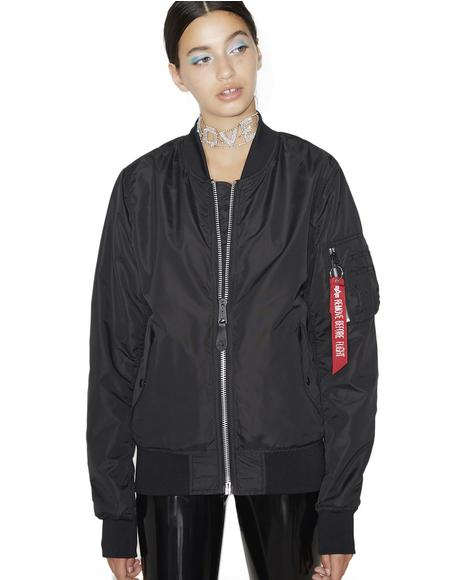 L-2B Dragonfly Blood Chit Jacket