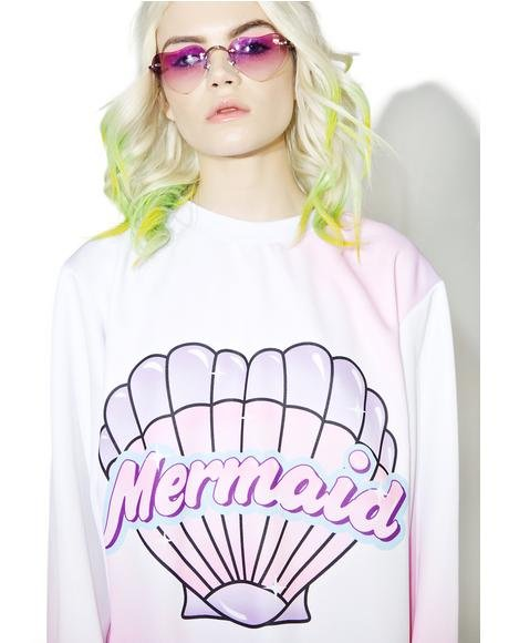 Mermaid Sweatshirt