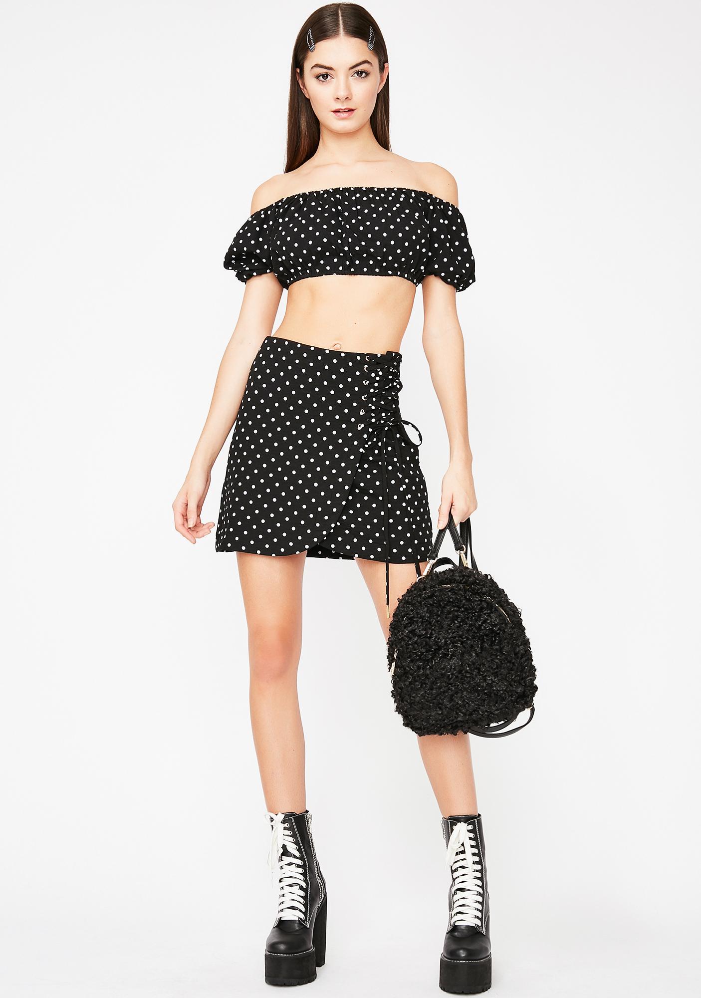 Pick Ya Poison Skirt