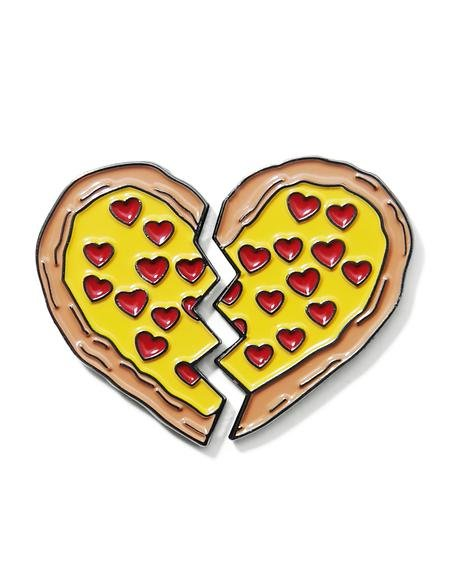 Pizza Besties Pin Set