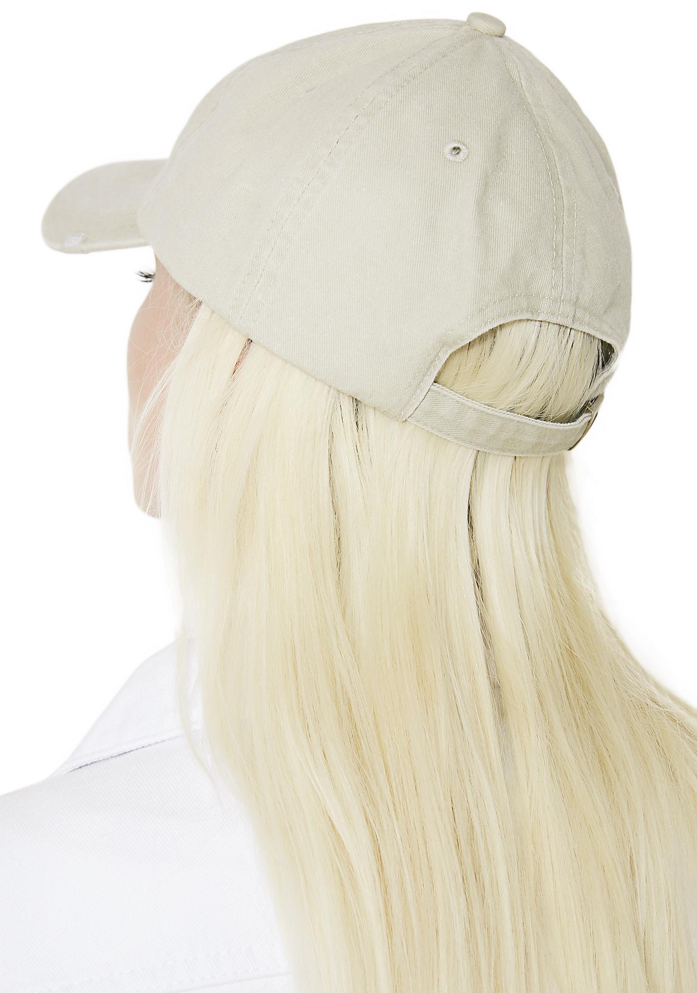 Neutral State Strapback Cap
