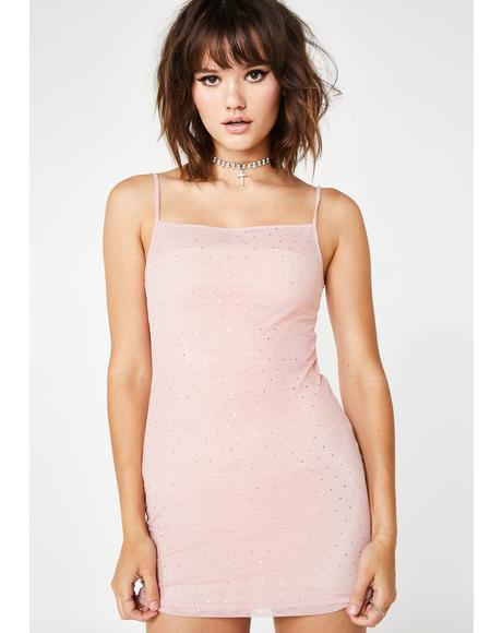 Bubblegum Selah Dress