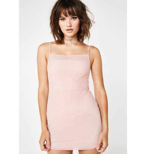 Motel Bubblegum Selah Dress