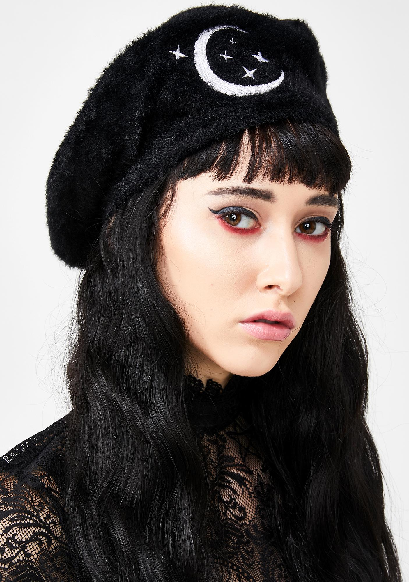 Killstar Moonbeam Beret