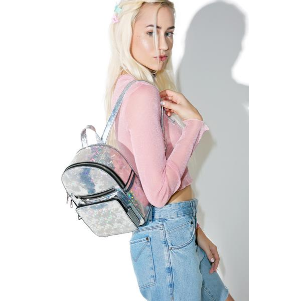 Current Mood Sparkle Party Mini Backpack
