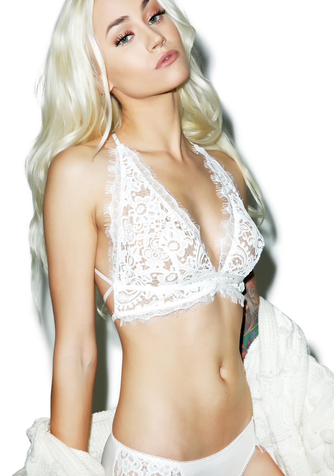 For Love & Lemons Sophie Bra Top