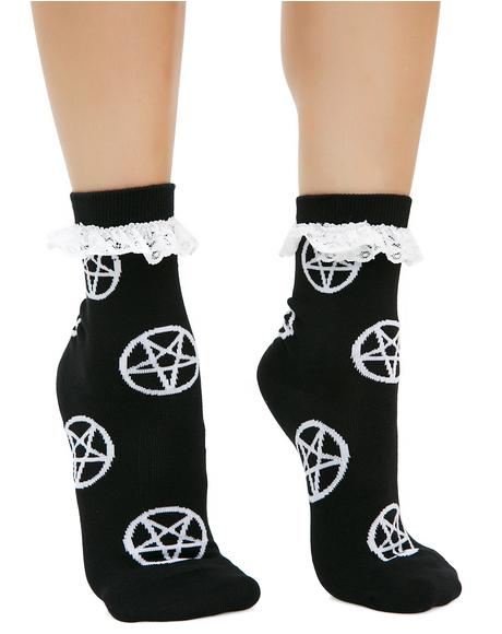 Witchy Bitchy 3-Pack Socks