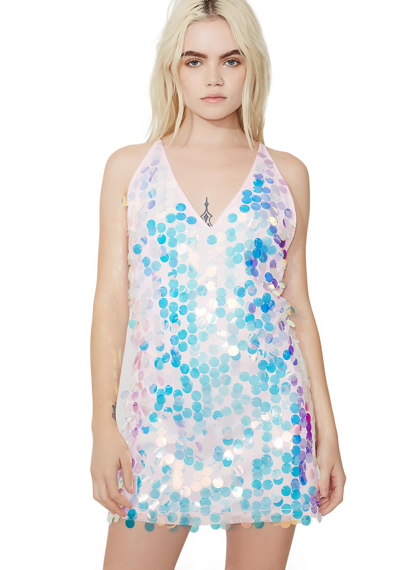 Motel Unicorn Finn Dress