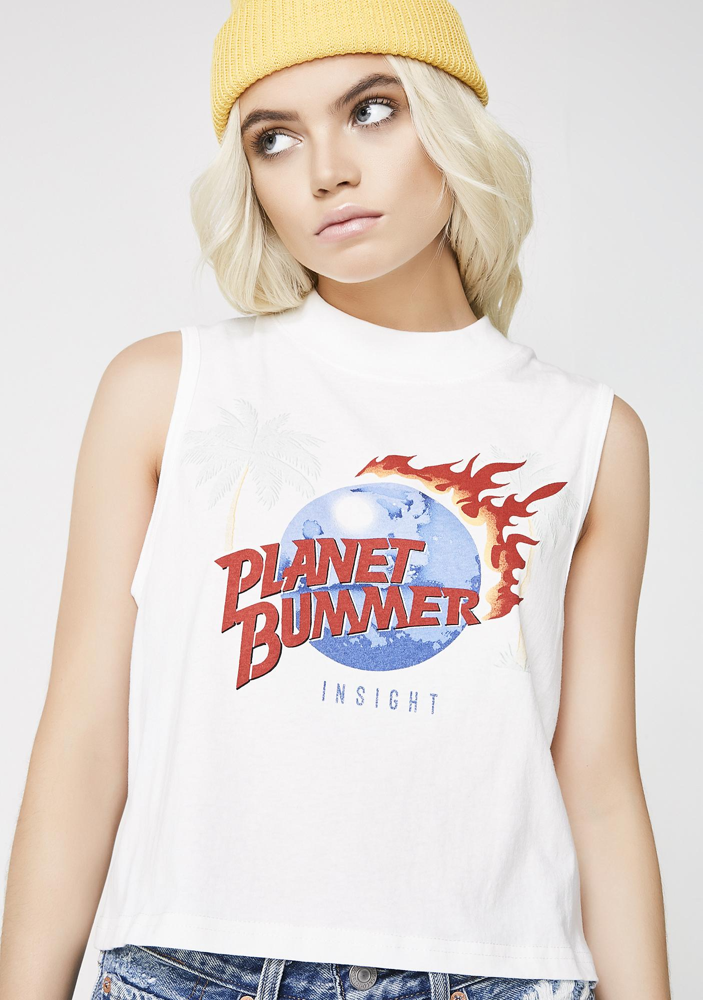 Insight Planet Bummer Dusted Tank