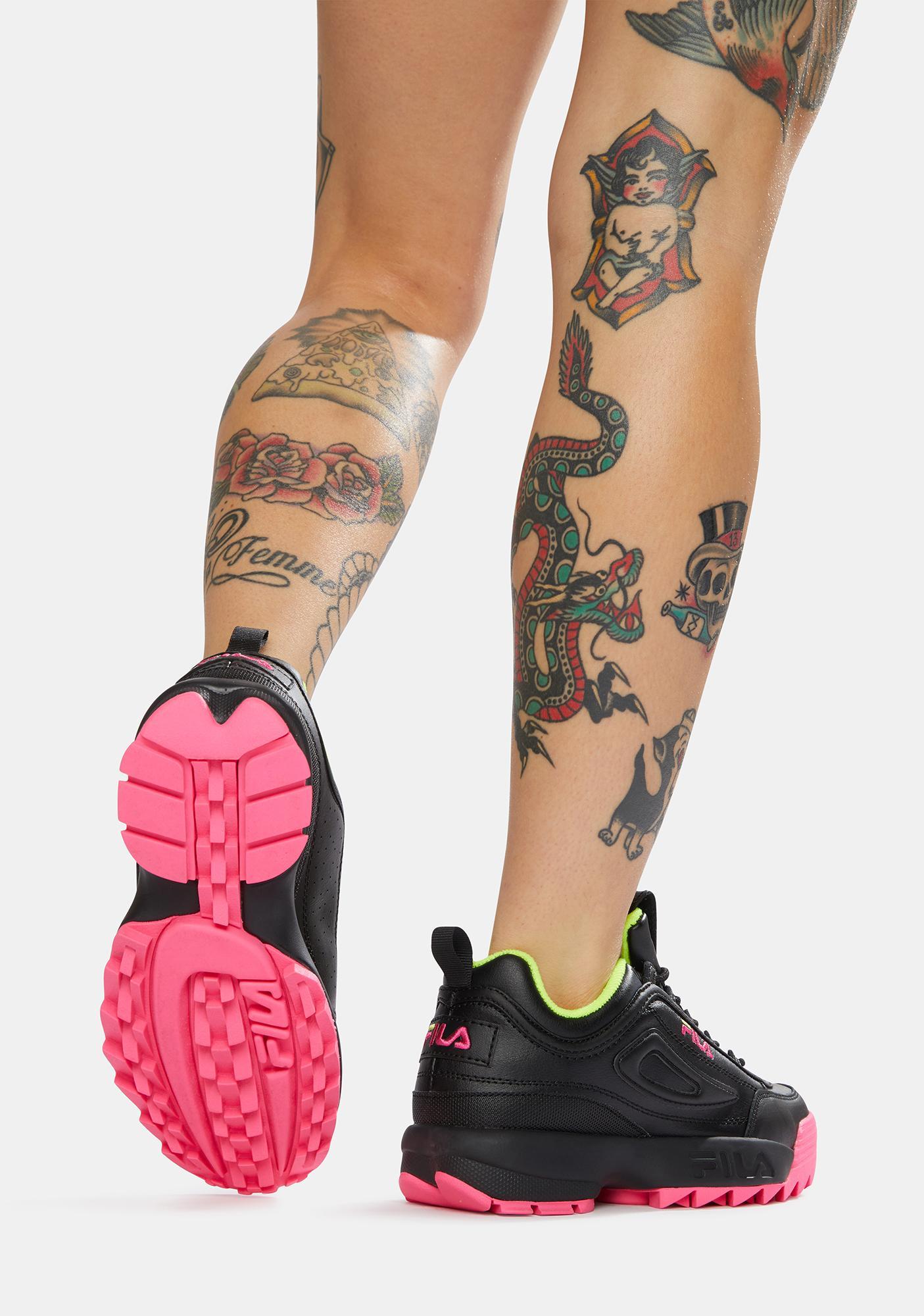 Fila Volt Disruptor II Premium Sneakers